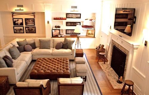 Làm thế nào để nội thất phòng khách đẹp với diện tích nhỏ hẹp?