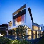 Căn biệt thự nổi bật nhất Singapore