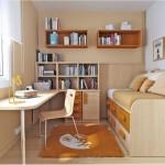 Mang thư viện vào phòng ngủ