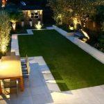 Ánh sáng cho sân vườn