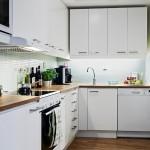 Giaỉ pháp cho bếp chật (P1)