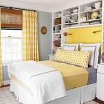 Gam màu vàng cá tính cho ngôi nhà của bạn