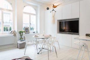 """""""Mách bạn"""" cách bài trí nội thất cho căn hộ 40 mét vuông"""