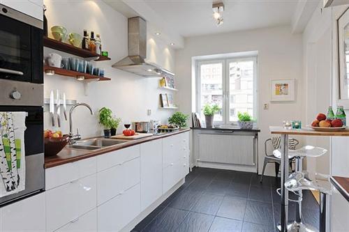 10 mẹo nhỏ giúp phòng bếp độc đáo và bắt mắt hơn1