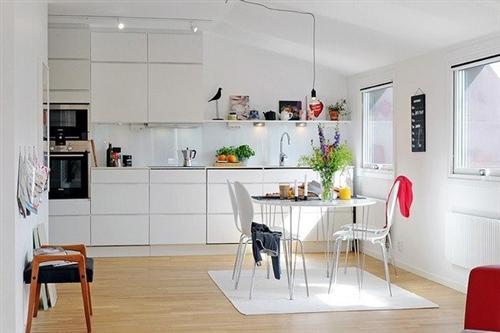 10 mẹo nhỏ giúp phòng bếp độc đáo và bắt mắt hơn6