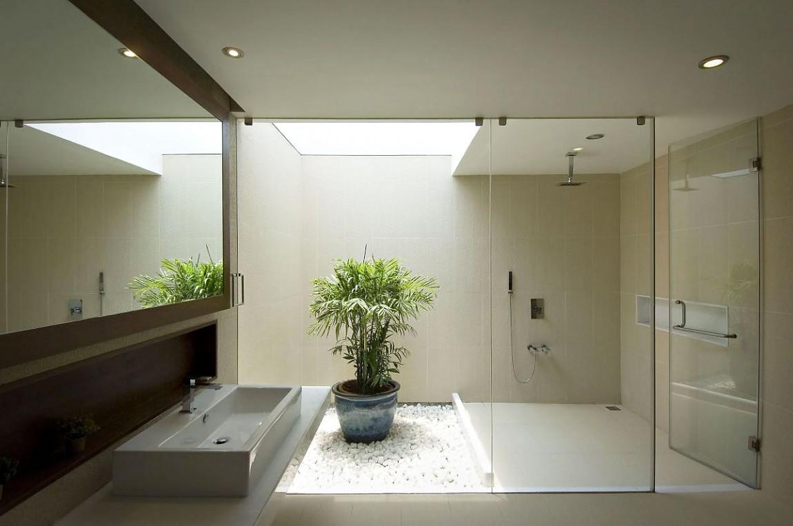 Bạn đã có ý tưởng thiết kế phòng tắm cho ngôi nhà?2