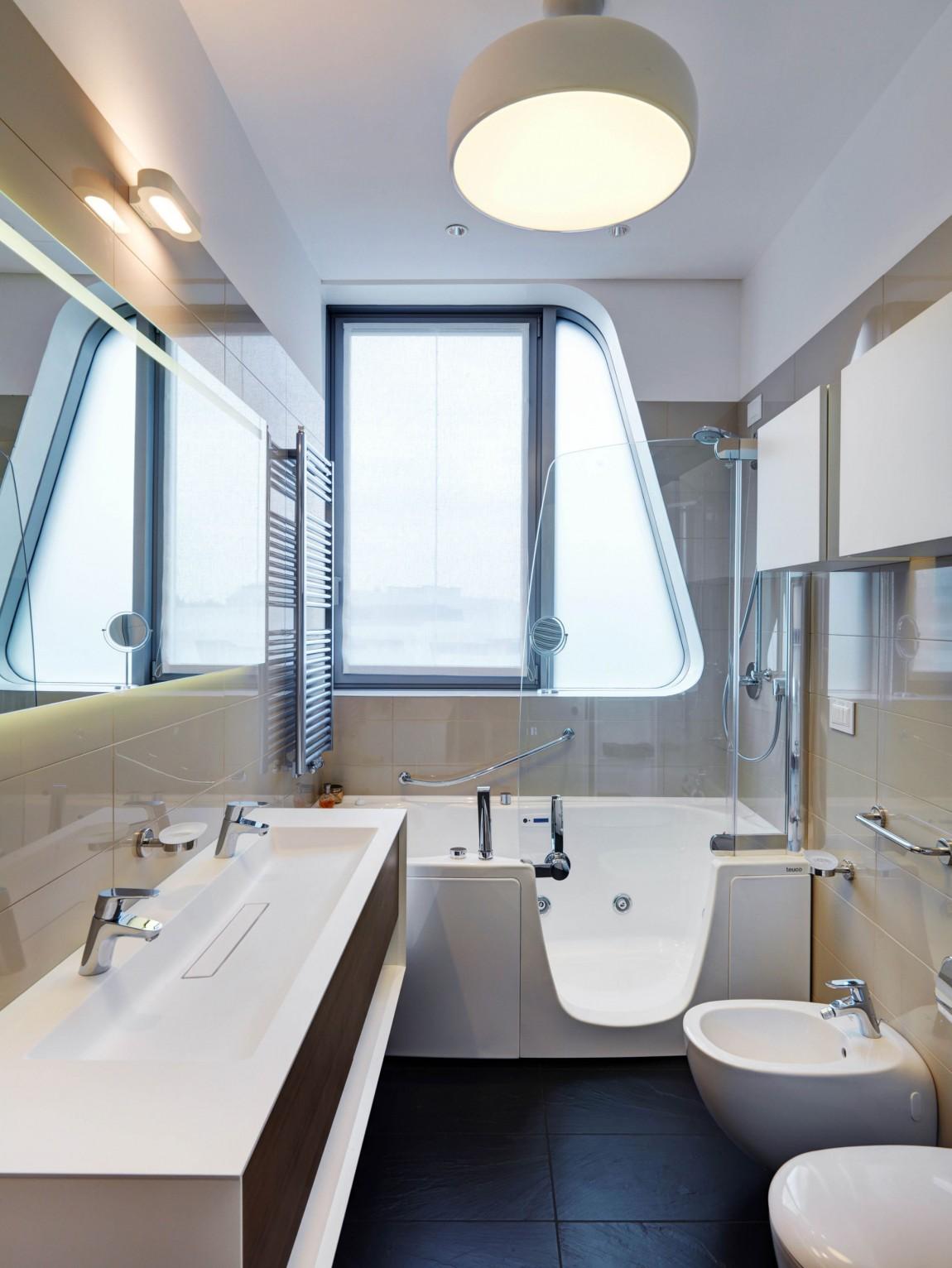 Bạn đã có ý tưởng thiết kế phòng tắm cho ngôi nhà?5