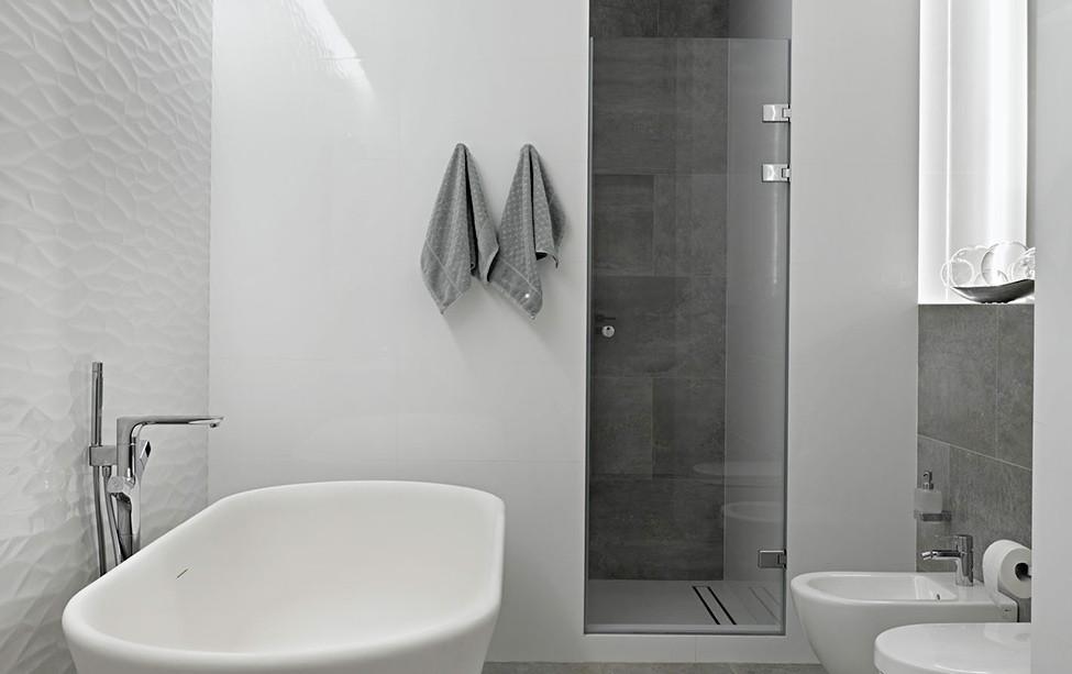 Bạn đã có ý tưởng thiết kế phòng tắm cho ngôi nhà?9