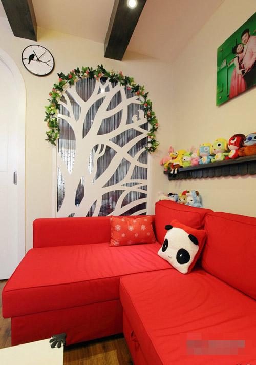 Cùng ngắm tổ ấm 30 m² của cặp vợ chồng trẻ3
