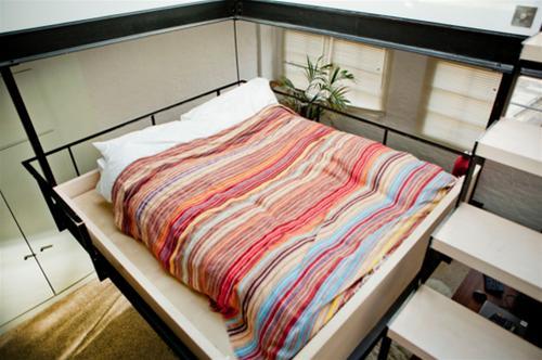 Giường ngủ lững lờ, sững sờ cho khách3