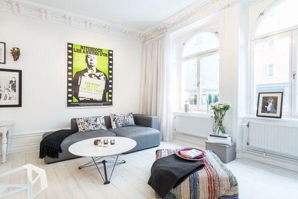 """""""Mách bạn"""" cách bài trí nội thất cho căn hộ 40 mét vuông3"""