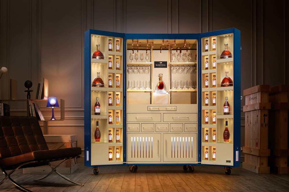 """""""Mách bạn"""" cách bố trí tủ rượu hợp phong thủy trong phòng bếp10"""