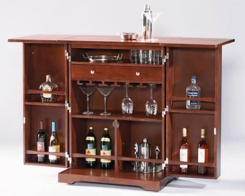 """""""Mách bạn"""" cách bố trí tủ rượu hợp phong thủy trong phòng bếp2"""