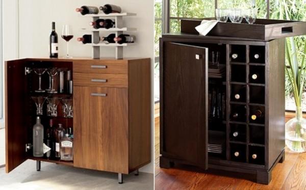 """""""Mách bạn"""" cách bố trí tủ rượu hợp phong thủy trong phòng bếp7"""