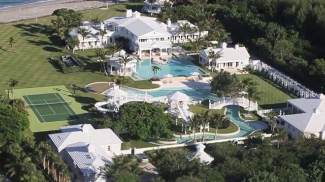 Top 10 bể bơi độc đáo nhất của giới nhà giàu6