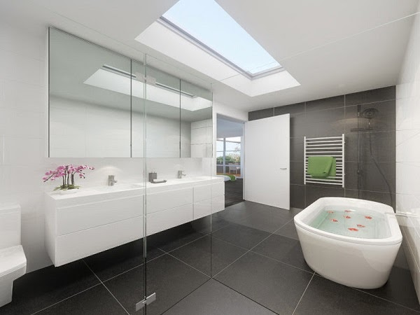 3 gợi ý giúp bạn chọn nội thất hoàn hảo cho phòng tắm nhỏ3