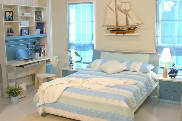 Mẹo hay: Trang trí phòng ngủ có diện tích nhỏ 1